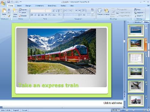 2052039 - پاورپوینت درس دوم زبان انگلیسی پایه نهم Travel